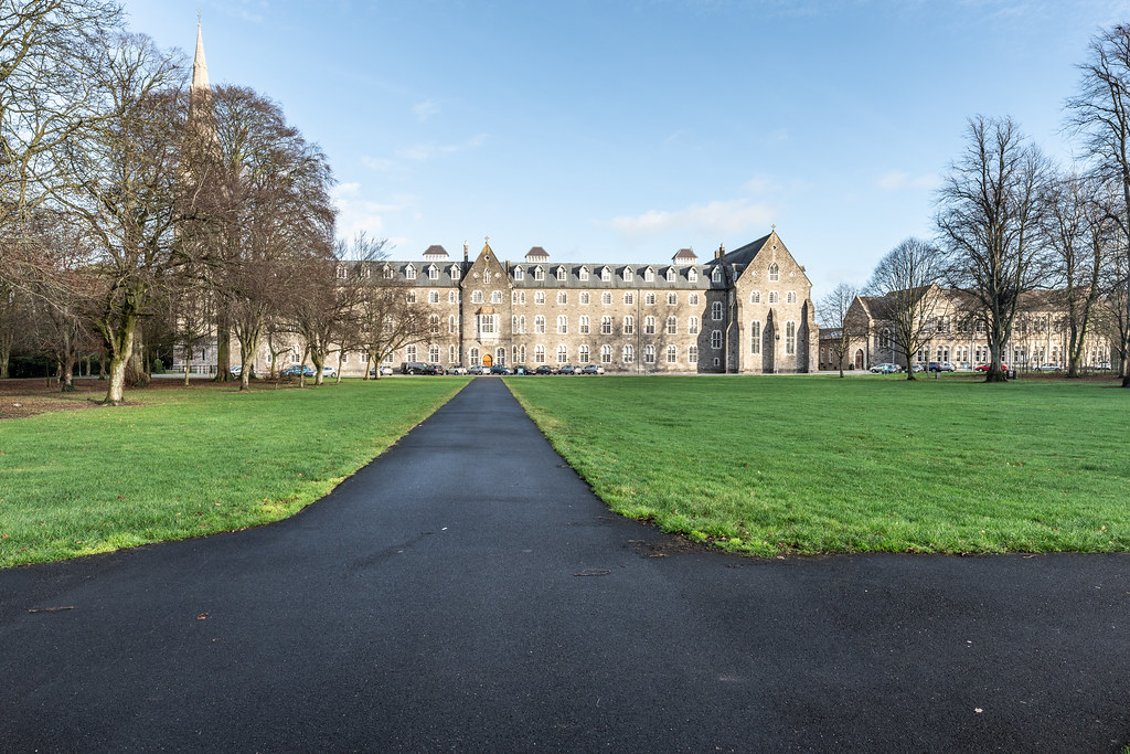TODAY I VISITED ST. PATRICK'S COLLEGE IN MAYNOOTH [THE NATIONAL SEMINARY OF IRELAND]-147794