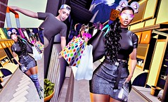 Blog #206 (Suzie Coba Esquire) Tags: fashion glasses access event jacob eyewear moncada promagic headband dami plx harvee kustom9 bag new release glam shopping style ladies mesh boots