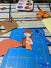 SerenaAzureth_ATC_RobotWithinPaperCollageonPaper2 (SerenaAzureth) Tags: serenaazureth handdrawn sketch drawing paint layer layered collage atc artist trading card wip work progress swapbot swap bot girl woman robot cyborg papercraft paper craft