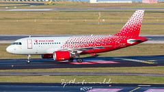 Rossiya Airlines Airbus A319-1 VP-BIT (SjPhotoworld) Tags: germany deutschland deutchland eddl rheinland dus dusseldorf duesseldorf airport airbus a319 airbusa319 airliner aviation avgeek airline aircraft airplane airliners airlines passenger plane passengerjet planespotting canon rossiya pulkovo fv arrival runway touchdown flickr flickrelite beautiful fr24 approach red final challenge spotting vpbit explore exotic extreme