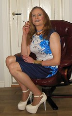 #smile #happygirl #feelingpretty #posing #dress #stockings #nylons #highheels #realscandinavianblonde #happytgirl #transisbeautiful #transvestite #smoking #cigarette #smokingtgirl #sittingpretty (Gina_N_Tonic) Tags: dress transisbeautiful cigarette nylons highheels sittingpretty happygirl smile realscandinavianblonde smoking feelingpretty stockings smokingtgirl posing transvestite happytgirl