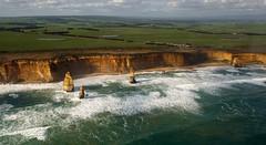 Apostles (little_frank) Tags: 12apostles greatoceanroad victoria australia nature wild wilderness coast coastline sea ocean pacific waves seacliffs rocks geology border downunder aussie oz australie australien