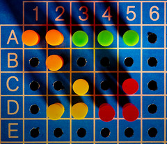 Dots and Stripes (Only Snatches) Tags: art blau dotsandstripes farbe gelb grün kunst macromondays makro mood muster orange rot struktur texture blue color green macro red yellow