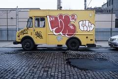 Red Hook, Brooklyn (AMRosario) Tags: xt2 waterfront newyorkcity fujifilm redhook urban 7artisans vintage brooklyn