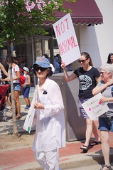 Not Normal (michael.veltman) Tags: families belong together protest joliet illinois