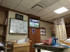 """Cubs Game in the Hospital • <a style=""""font-size:0.8em;"""" href=""""http://www.flickr.com/photos/109120354@N07/31487259507/"""" target=""""_blank"""">View on Flickr</a>"""
