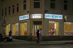 WASCHCENTER (Wolfgang Bazer) Tags: waschcenter waschsalon launderette laundrette laudromat strasenecke street corner favoriten wien vienna österreich austria