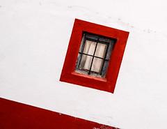 WindowSlope.jpg (Klaus Ressmann) Tags: klaus ressmann omd em1 abstract autumn color etordesillas facade window design flcabsoth red klausressmann omdem1