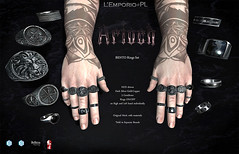 L'Emporio for Eclipse 1.13.2019 (Eclipse Event) Tags: eclipse eclipseevent shopping secondlife