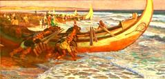 Caparica (1926) - Adriano de Sousa Lopes (pedrosimoes7) Tags: adrianodesousalopes mnac museudochiado lisbon portugal museu museunacionaldeartecontemporânea museum musée