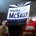 Martha McSally sign