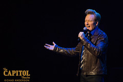 conan and friends 11.7.18 photos by chad anderson-7436 (capitoltheatre) Tags: thecapitoltheatre capitoltheatre thecap conan conanobrien conanfriends housephotographer portchester portchesterny comedy comedian funny laugh joke