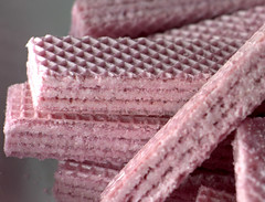 Pink Wafers (Tony Worrall) Tags: add tag ©2018tonyworrall images photos photograff things uk england food foodie grub eat eaten taste tasty cook cooked iatethis foodporn foodpictures picturesoffood dish dishes menu plate plated made ingrediants nice flavour foodophile x yummy make tasted meal nutritional freshtaste foodstuff cuisine nourishment nutriments provisions ration refreshment store sustenance fare foodstuffs meals snacks bites chow cookery diet eatable fodder ilobsterit instagram pink wafers sweet sugar color colours