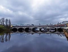 Grey Days (Bricheno) Tags: scotland escocia schottland écosse scozia escòcia szkocja scoția 蘇格蘭 स्कॉटलैंड σκωτία glasgow river clyde riverclyde reflections bricheno bridge jamaicastreet