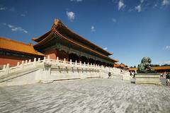 Gate of Supreme Harmony (Simon Chorley) Tags: holiday beijing china chn geo:lat=3991376765 geo:lon=11639050061 geotagged peking