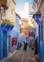 2018-12-28_14-23-35_IMG_8177 (Max Dawncat) Tags: morocco maroc maghreb arabic northafrica narrowstreets streetphotography streets city town oldtown blue shadesofblue cozy travel travelphotography tourism tourist