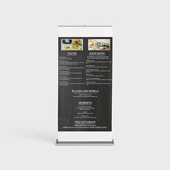 Rollup banner (Asmi Tank) Tags: design qeaql creator mockup product graphic web ui mountainview ca usa