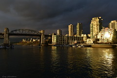 Sunset At Granville Island - 3 (Average Photographer 1992) Tags: canada vancouver vancouverbc vancouvercanada britishcolumbia britishcolumbiacanada granvilleisland sunset sunsets sunsetphotography nikon nikonphotography nikonphotographer nikonuser nikonphoto nikond7200 january january2018 cities cityscape cityscapephotography cityscapes citiesofcanada cityatnight dusk winter urban