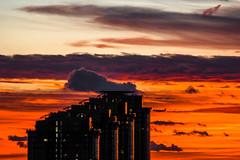 tes sentiments, ton ciel (- Ali Rankouhi) Tags: sky moscow iranians airplane dawn cloud houses building red life زندگی آسمان ایرانیان مسکو humanity