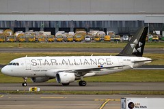 "Brussels Airlines OO-SSC Airbus A319-112 cn/1086 Painted in ""Star Alliance"" special colours 04-2010 @ EBBR / BRU 18-08-2018 (Nabil Molinari Photography) Tags: brussels airlines oossc airbus a319112 cn1086 painted staralliance special colours 042010 ebbr bru 18082018"