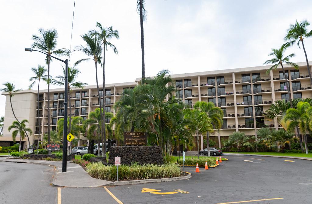 Kona Iron man Marriot Hotel Big island Hawaii