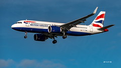 G-TTND British Airways Airbus A320neo (José M. F. Almeida) Tags: spotting lisboa lisbon lis lppt aircrafts airplane airport airlines airways aircraft gttnd british airbus a320neo neo