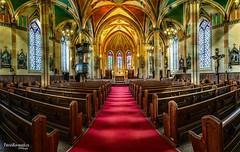 50 image HDR (Pat Kavanagh) Tags: hdr church assumptioncatholicchurch windsor ontario canada