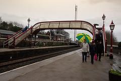 IMG_5008  Settle Railway Station (Beth Hartle Photographs2013) Tags: yorkshire settle settlecarlislerailway railway station