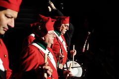 Suonan Pifferi e Tamburi (W@nderluster) Tags: pifferi tamburi carnevale ivrea piemonte piedmont italy street people portrait music canon eos 1300d lacittàmetropolitanaditorinovistadavoi