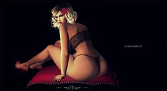 Come Hither (Moxxie Kalinakova) Tags: lingerie dastardly curvy curvaceous moxxie kalinakova