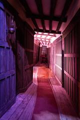 Winding Corridor (Edd144) Tags: harry potter studio tour london philosophers stone chamber secrets prisoner azkaban goblet fire order phoenix half blood prince deathly hallows movies books film behind scenes magic wizard witch sorcerer