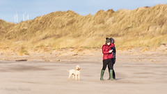 forging through the sandstorm (RCB4J) Tags: ayrshire ayrshirecoast babygrace clydecoast firthofclyde irvinebeach jakob rcb4j ronniebarron scotland siameselurcher trailhound adventure art beach dogwalkadventures dogs photography sandstorm severeconditions spectactular windy