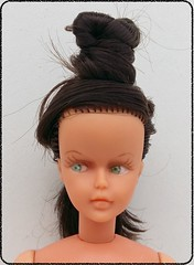 tressy wick brunette (personal collection of dolls) Tags: tressy cathie bella americancharacter fashiondoll dollclothes