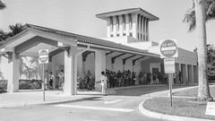 Early Voting in West Boca -- October 31, 2018 (Richard Beech Mansfield) Tags: pentaxmesuper