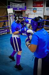 39495 - Face off (Diego Rosato) Tags: boxe boxing pugilato criterium giovanile young little boxer piccolo pugile ring matxh incontro boxelatina face off