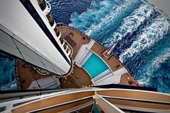 Croisière - Poupe du Seaview (thierrybalint) Tags: croisière nikon nikoniste paquebot navire seaview msc poupe mer méditerranée boat cruise stern ngc bateau