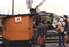 45.06 (Ray's Photo Collection) Tags: poland barrywhite steam railway train pkp railways polish winter snow tour rail