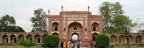 Tomb of Jahangir, Lahore, Pakistan.
