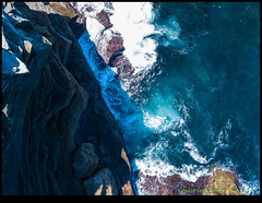 180507-0883-MAVICP.JPG (hopeless128) Tags: australia waves sydney sea 2018 rocks clovelly newsouthwales au