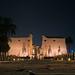 Templo de Lúxor. Lúxor, Egipto.