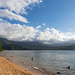 Puu Poa beach Princeville Kauai Hawaii