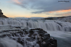 Silky Waters (Midlands Reptiles & British Wildlife Diaries) Tags: gullfoss waterfall gullfosswaterfall iceland icelandic redskies slowshutter h2o davidnixonphotography sigma canon 7dmkii winterphotography nature spectacle fine powerfull faunaforestecologylimited arctic landscape landscapephotography