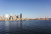 Seattle-Bainbridge Ferry-21 (_futurelandscapes_) Tags: none seattle bainbridgeisland ferry washington transit boat water cityscape skyline autumn sunny bluesky clear bright calm travel vacation city spaceneedle highrise industrial waterfront pier pikeplace