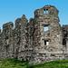 Brough Castle ruins, Cumbria