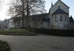 De abdij in postel (m.ritmeester) Tags: ngc nederland belgie brabant groen grens tussen wit abdij