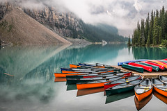 Moraine Lake (Colin Campbell Photography) Tags: wenkchemnapass lakelouise morainelake eiffellake