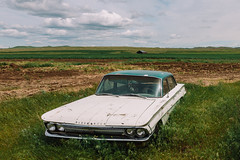 Hounding Days Are Over (Pedalhead'71) Tags: abandoned car landscape palouse rural washington whitmancounty