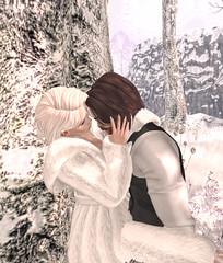 Snowbunny and Her Captor (freyaserendipity) Tags: moon elixir besom belleza exile ncore signature meva secondlife