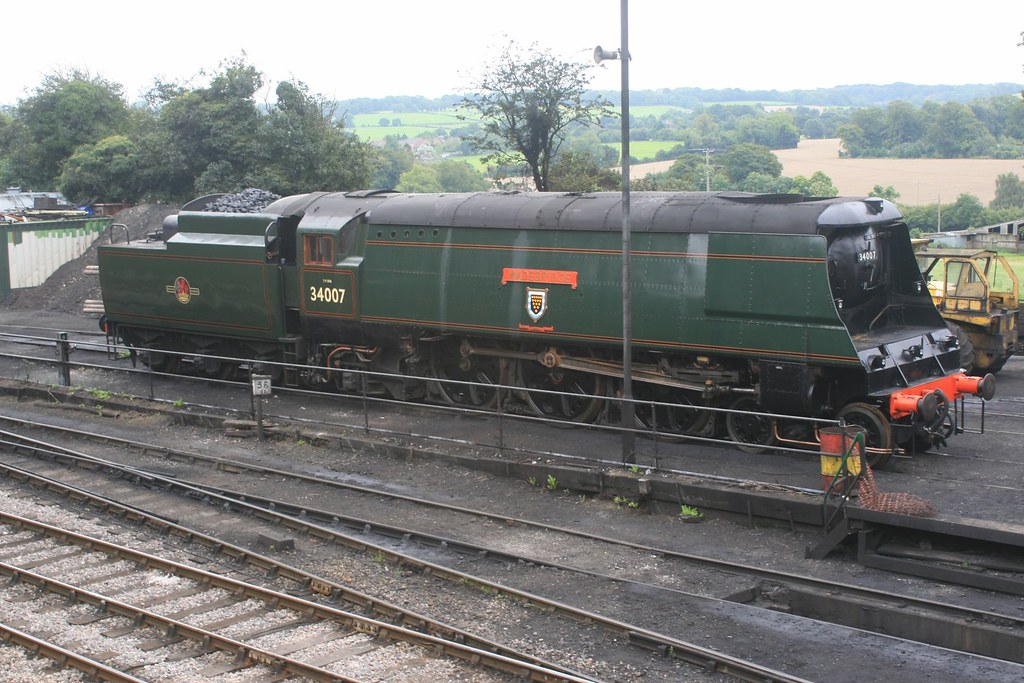 34007 >> The World S Best Photos Of 34007 And Wadebridge Flickr Hive Mind