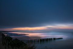 Wissant (gerardphotography62) Tags: evening lights seascape sea beach clouds dark wissant gerardphotography62piwigocom gerardphotgraphy62